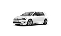 Volkswagen e-Golf (until 2016)